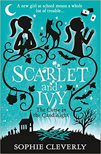 The Curse in the Candlelight (Scarlet and Ivy, Book 5)  - Paperback